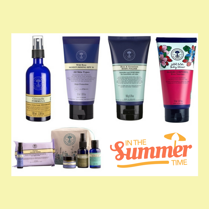 Summer Essentials Neals Yard