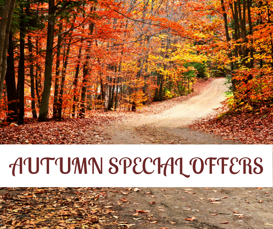 *Autumn Special Offers