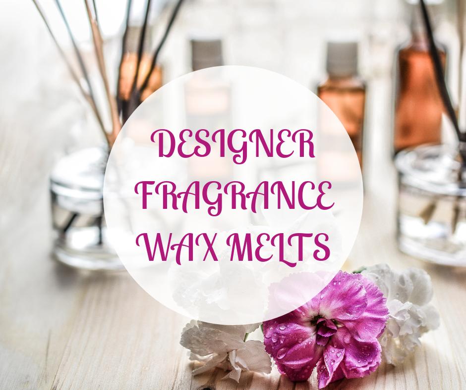 Designer Fragrance Wax Melts