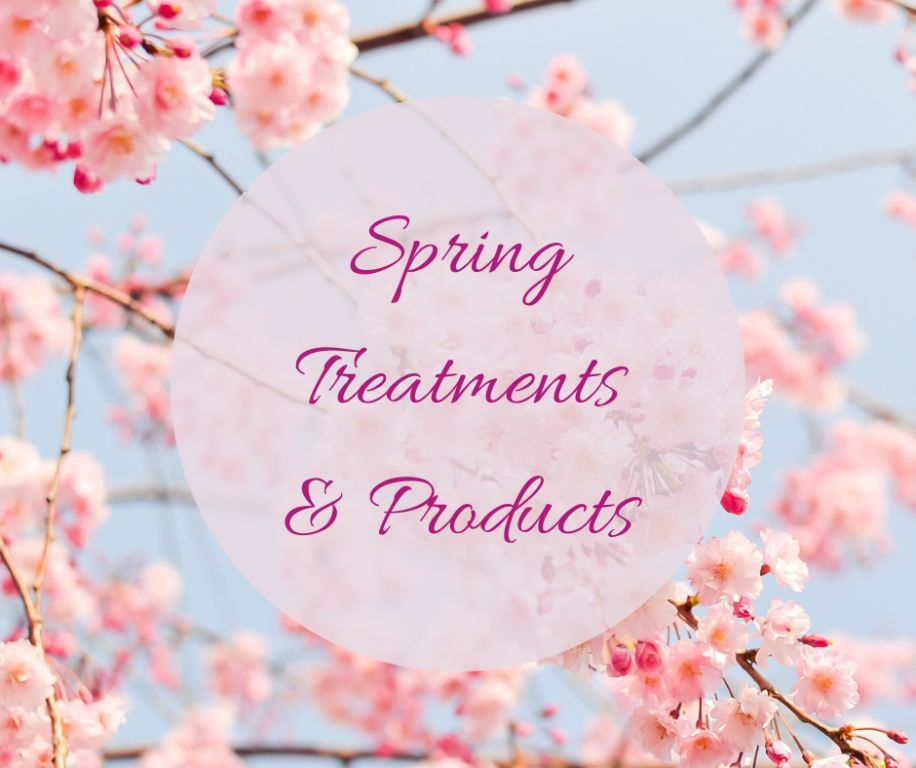 Spring Products & Treatments