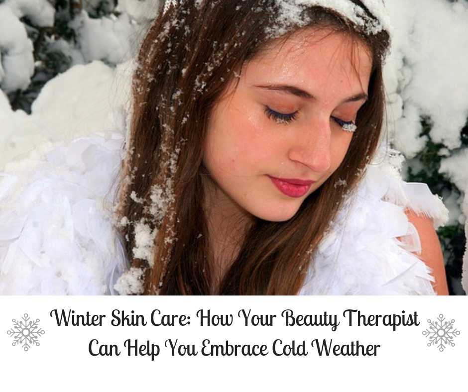 Winter Skin Care guest blog