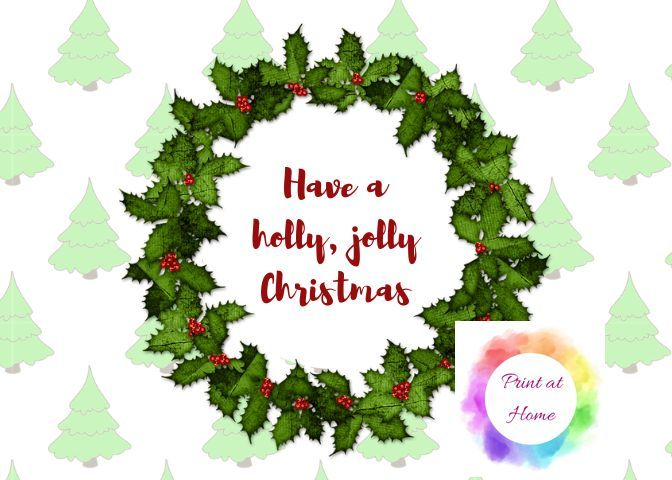 Holly Jolly Christmas 7