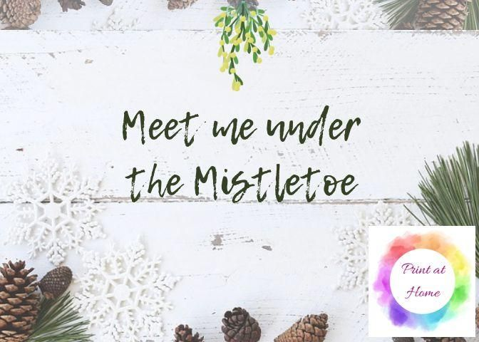 Meet me under the mistletoe 7