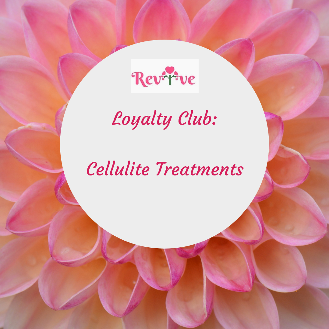 Loyalty Club Discount: Course of x 3 Cellulite Treatments