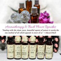 Aromatherapy & Bach Flower Remedy Massage