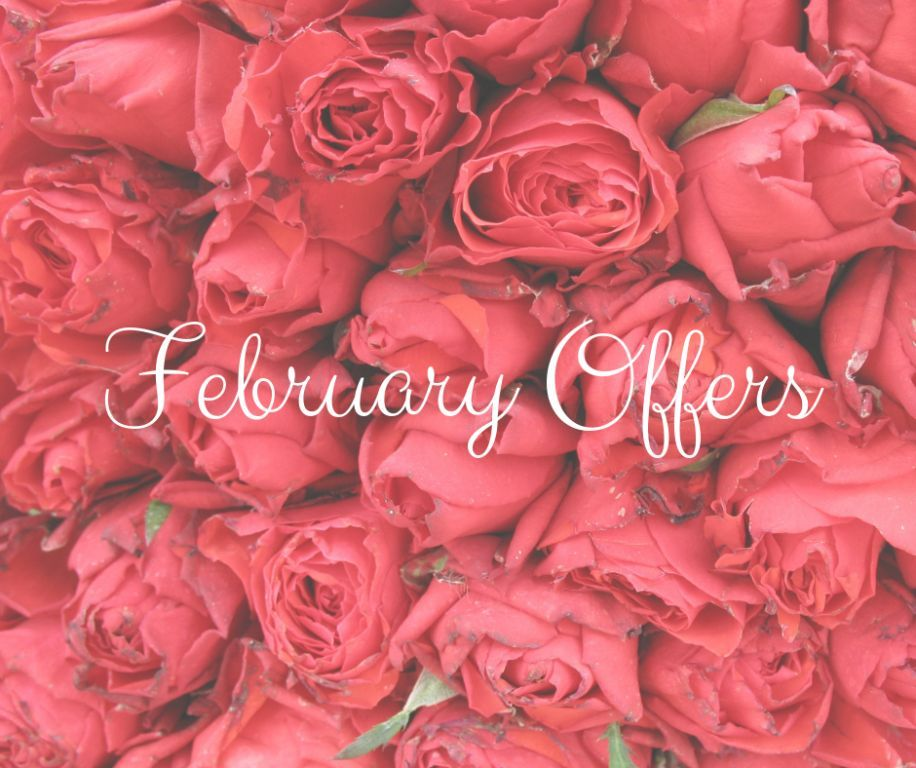 February Special Offers