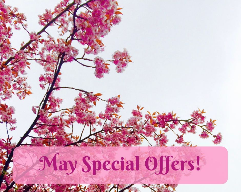 May Special Offers
