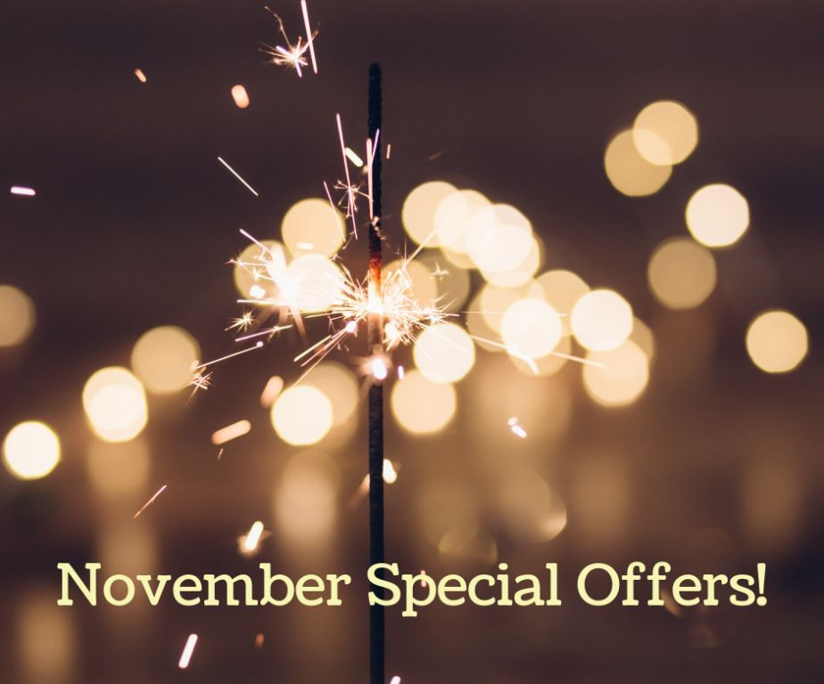 November Special Offers