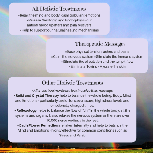 Holistic Therapies Stockport