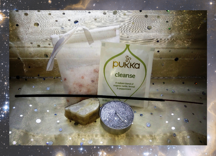 Full Moon Cleansing Ritual Kit
