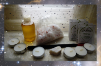 Full Moon Cleansing Ritual Kit (Medium)