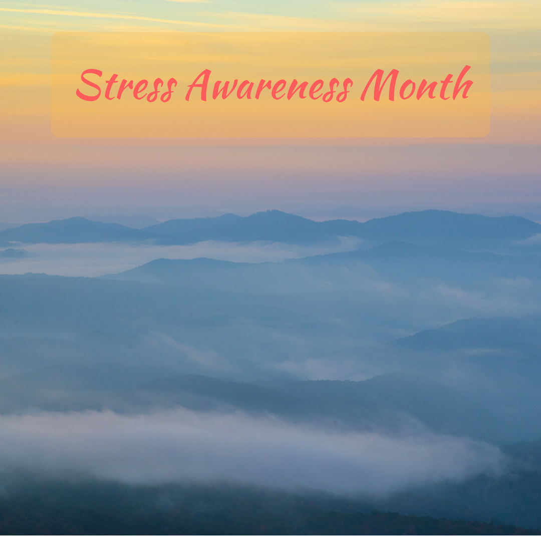Stress Awareness Month April (2)