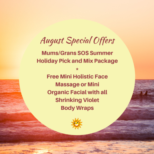 August Special Offers