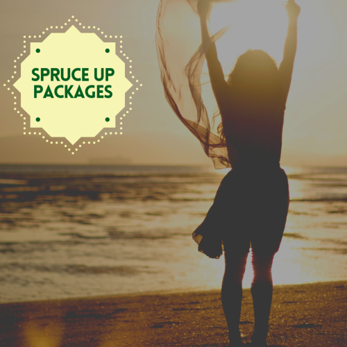 Spruce Up Packages