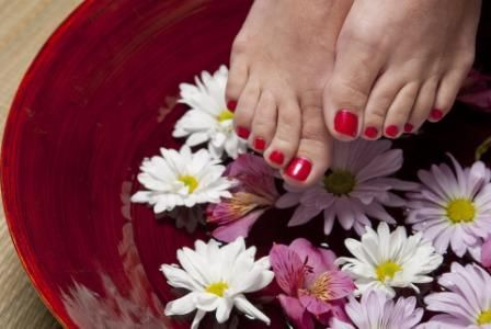 Accredited Pedicure Course with Regular and Gel Polish (1 day)