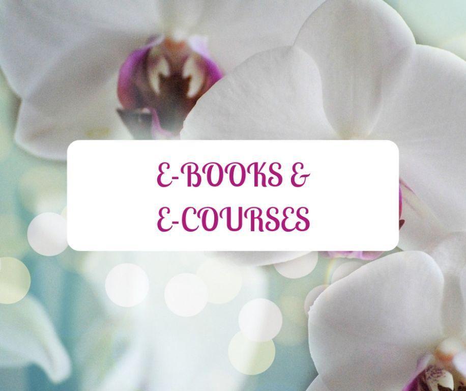 E BOOKS & E COURSES