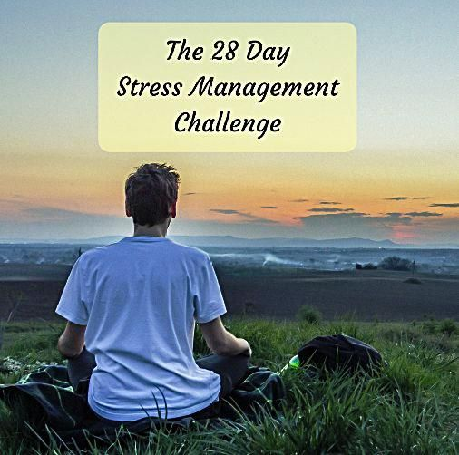 28 Day Stress Management Challenge