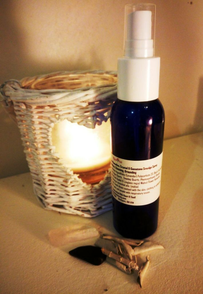 Handcrafted SOS Smudge Aura and Room Spray 250ml