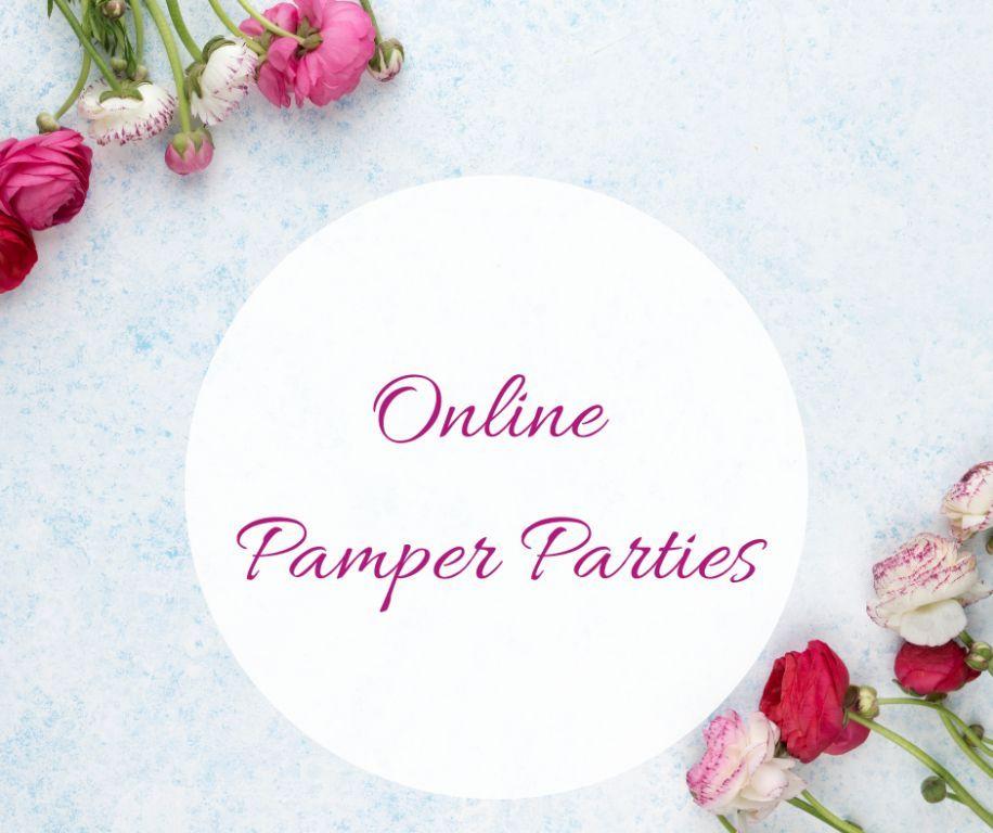 ONLINE PAMPER PARTIES