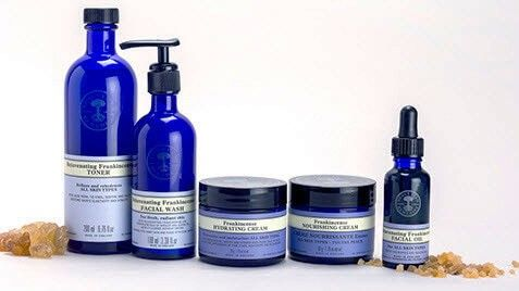 Neal's Yard Anti Ageing Frankincense Holistic Face Massage
