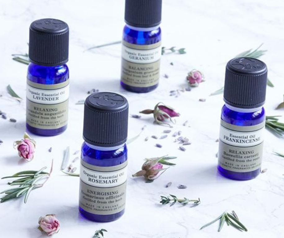 Aromatherapy and Bach Flowers