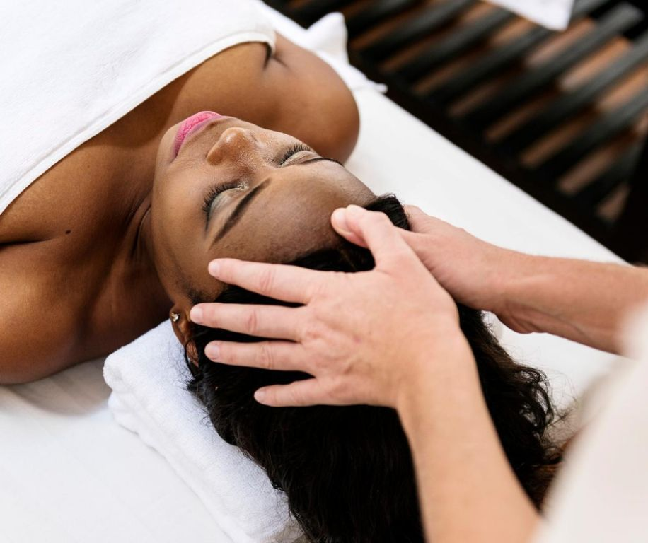 Holistic Face Massage