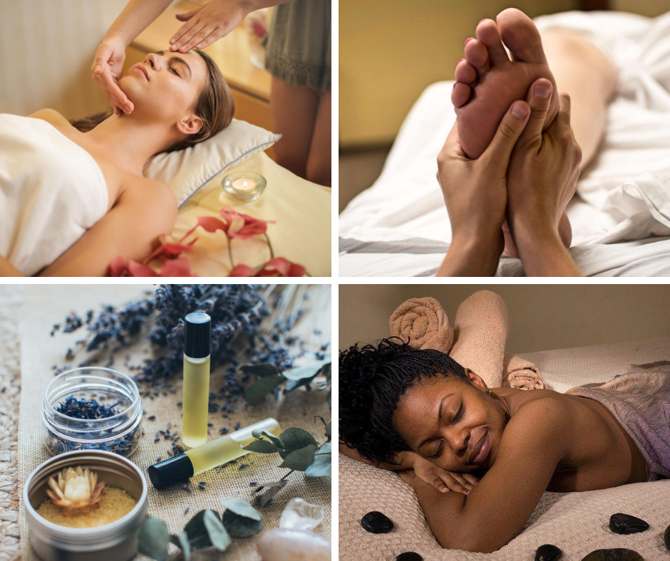 Holistic Treatments for Common Conditions
