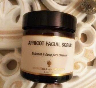 Apricot Facial Scrub 60ml