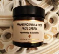 Frankincense and Rose Face Cream 60ml