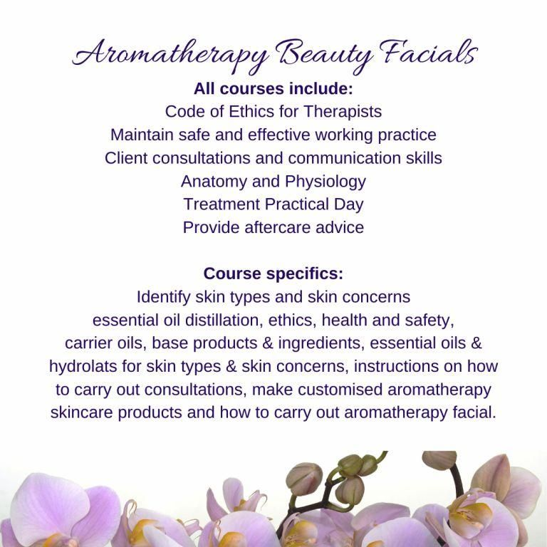 accredited-aromatherapy-beauty-facial-course