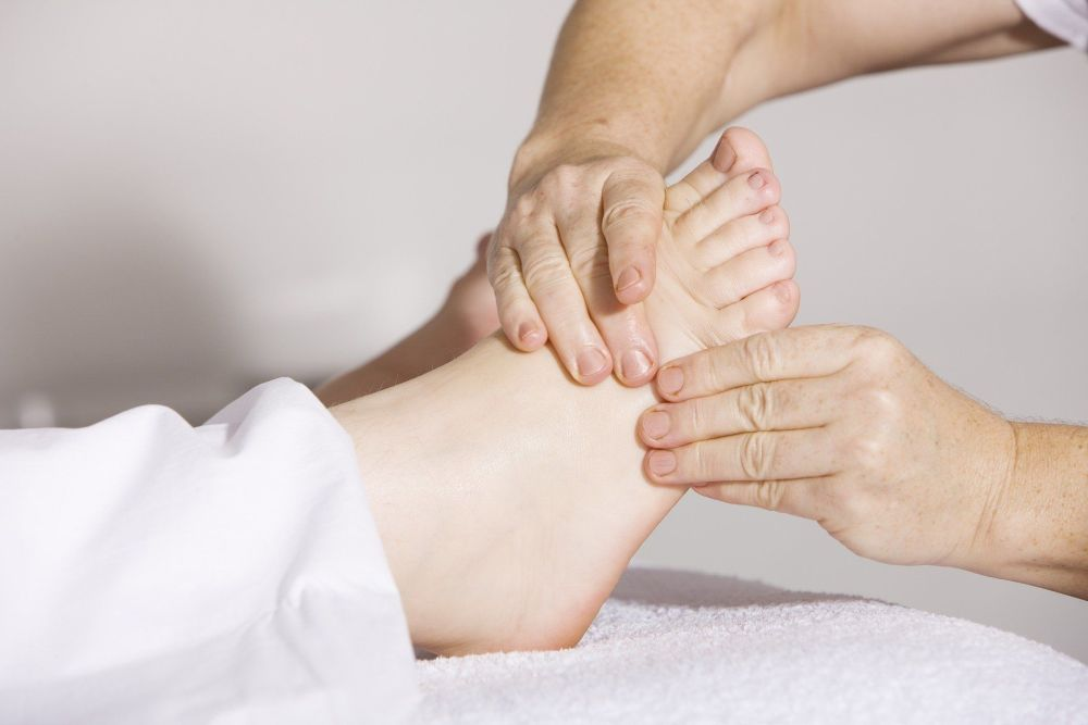 Accredited Zonal Foot Massage Course