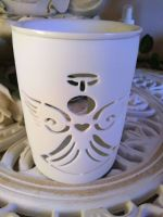 White Ceramic Angel Oil Diffuser