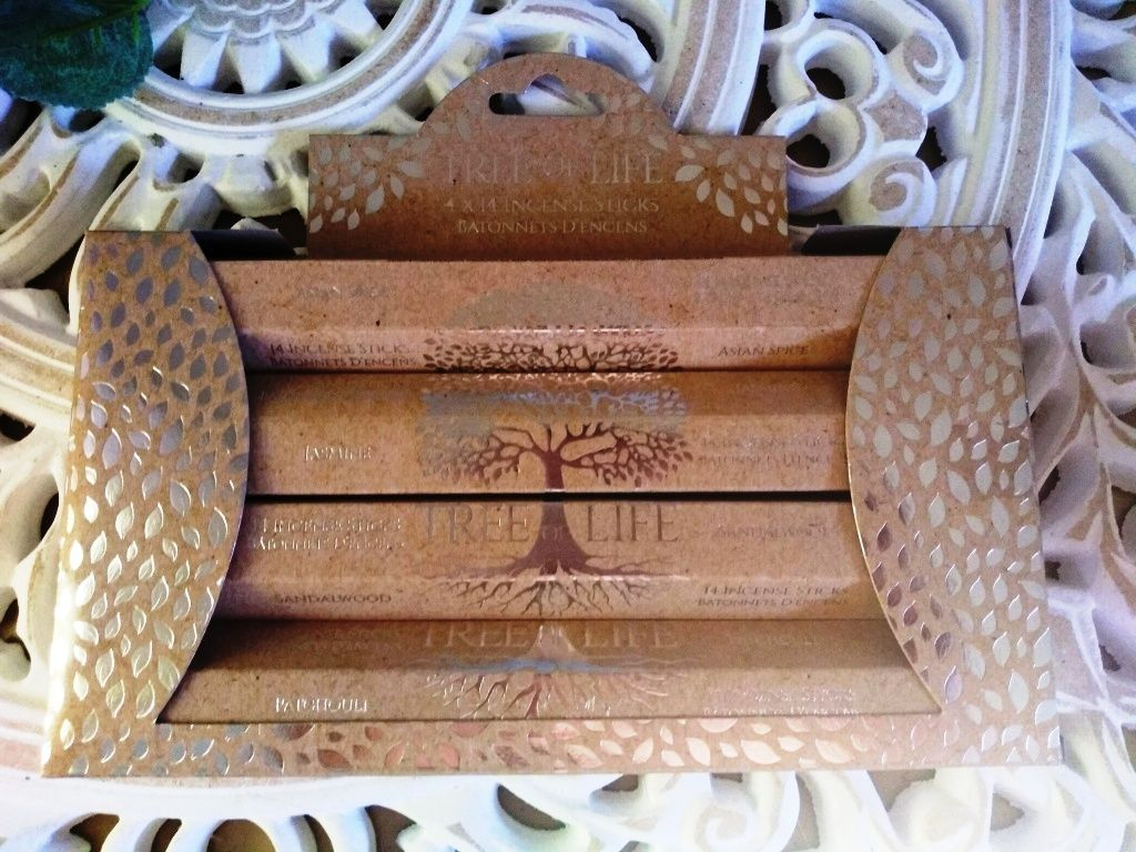 Tree of Life Incense Gift Pack