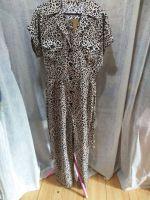 New Look Leopard Animal Print Tailored Jump Suit