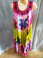 Bright Coloured Tropical Summer Dresses