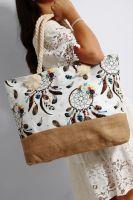 Dreamcatcher Shopping or Beach Bag