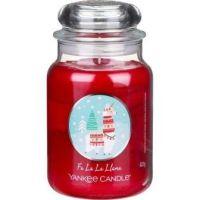 Yankee Candle Large: Festive Fa La La Llama