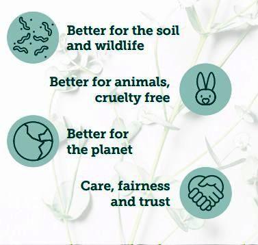 organic beauty benefits