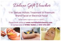 Pick and Mix Pampering Gift Voucher