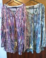 Paisley Boho Top with Feather Tassel