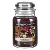 FRUITY & FLORAL - Moonlit Blossoms large Yankee candle jar