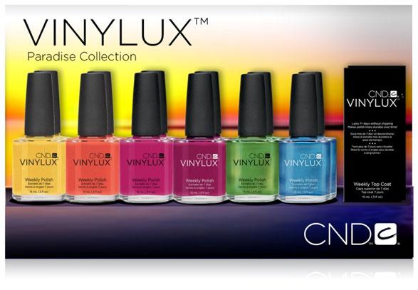 cnd-vinylux-summer-shades 2014