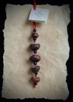 Witches Horse Chestnut Charm for Wealth & Success!