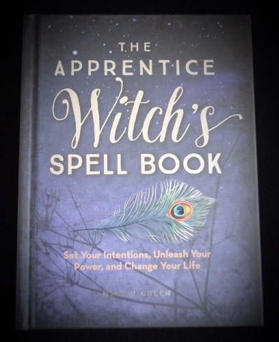 The Apprentice Witches Spell Book by Marian Green