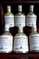 Potion Bottles ~ Herbs & Salts
