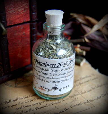 *Happiness* Potion Bottle Mix