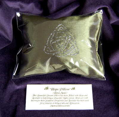 Dream Pillow *Hops & Lavender to Aid Sleep*