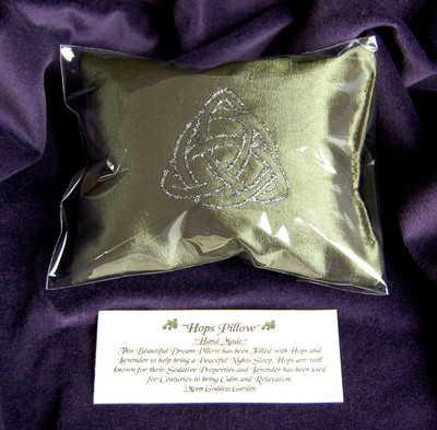 Dream Pillow *Hops & Lavender to Aid Sleep*