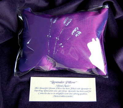 Dream Pillow *Lavender to Aid Sleep*
