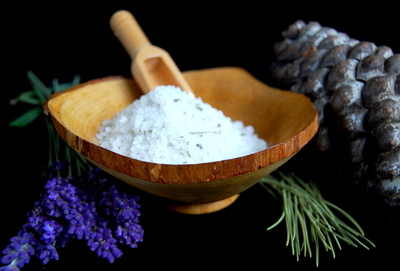 Ritual Bath Salts *Purifying*